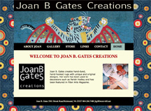 Joan B Gates Website