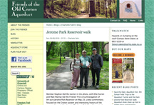 The Friends of the Old Croton Aqueduct website